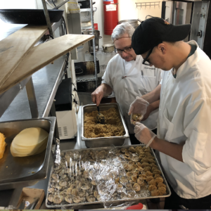 New Ventures culinary program