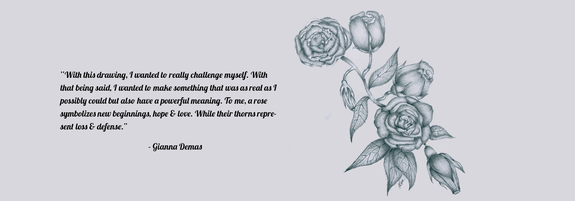 A quote by Gianna Demas